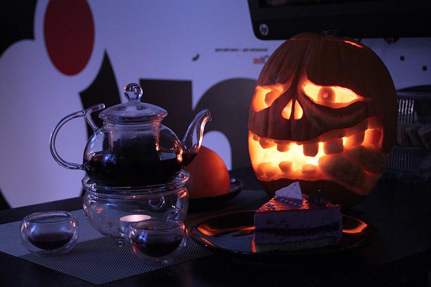 креативное агентство Ad Once - Хеллоуин