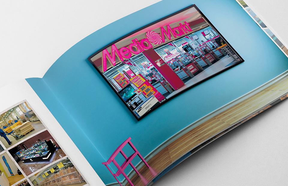 Дизайн и вёрстка многополосного издания