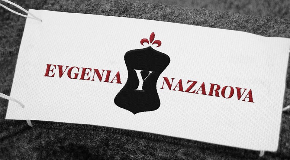 Использование логотипа в вышивке