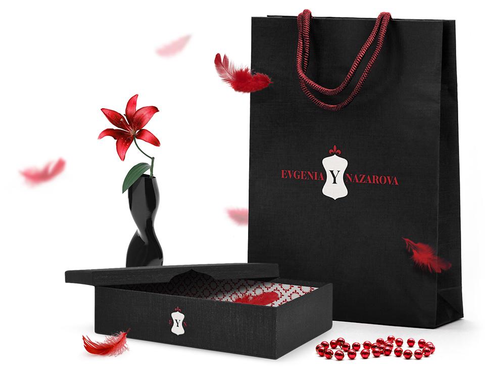 Разработка дизайна упаковки и подарочного пакета