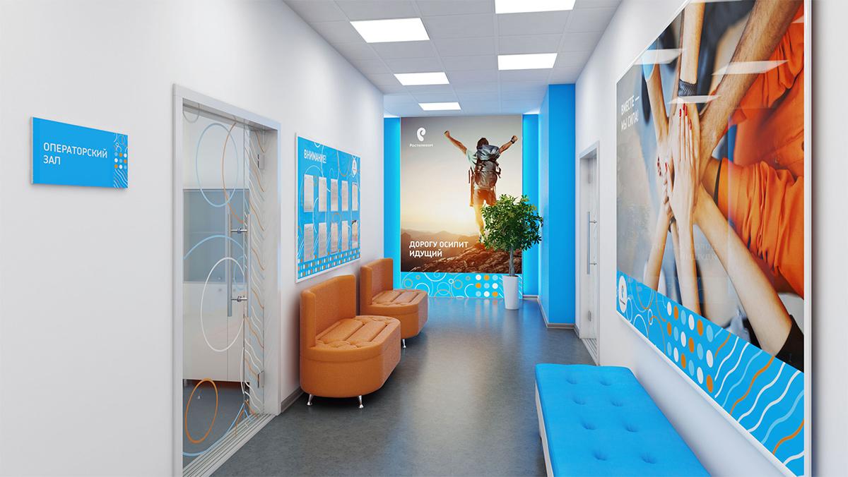 Дизайн коридорной зоны
